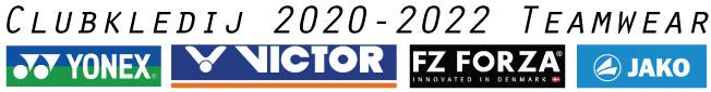 Clubkledij 2020-2022