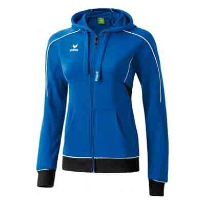 Erima Hooded Jack Ladies 107241 New royal