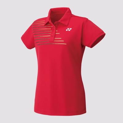 Yonex Polo Ladies 20302 Crystal Red