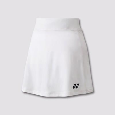 Yonex Ladies Skort 26038 White