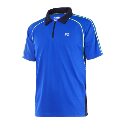 Forza Max 301861 Men's Polo - Surf the Web blue
