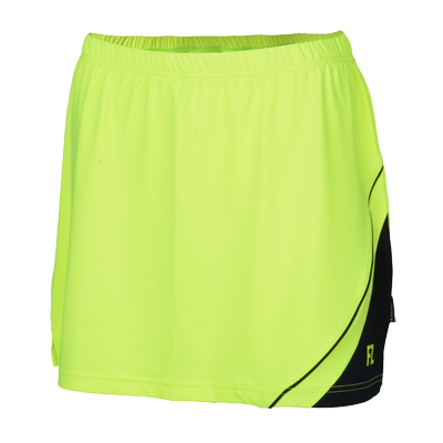 Forza Ladies skirt Marie - 301979 - safety yellow
