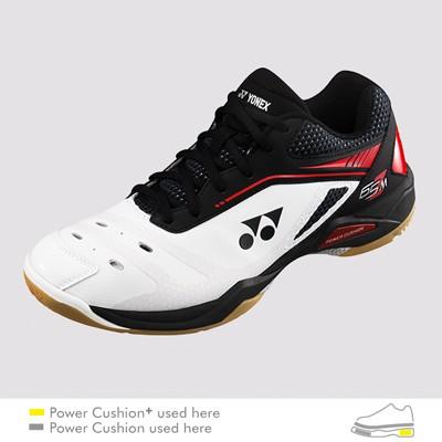 Yonex SHB 65 Z White/Black