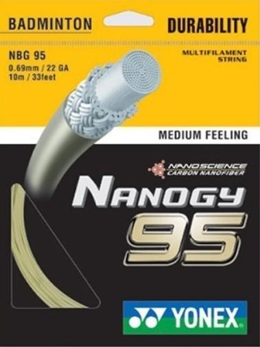 Yonex Nanogy 95 (Coil)