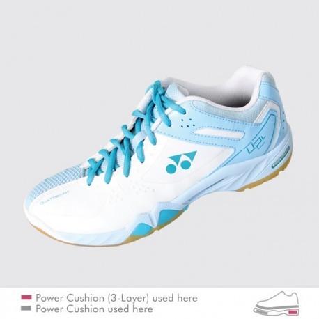 Yonex SHB 02 LX Dames  blauw (41)