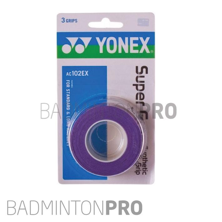 Yonex Overgrip AC102 paars