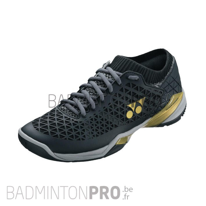 Yonex SHB Eclipsion Z Men black/gold badmintonschoen