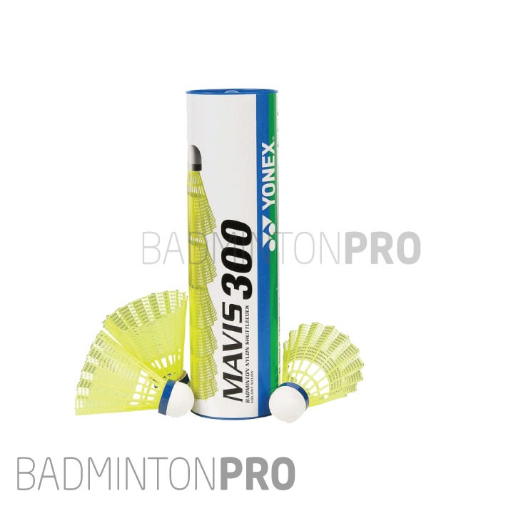 Yonex Mavis 300 Nylon Badminton Shuttle