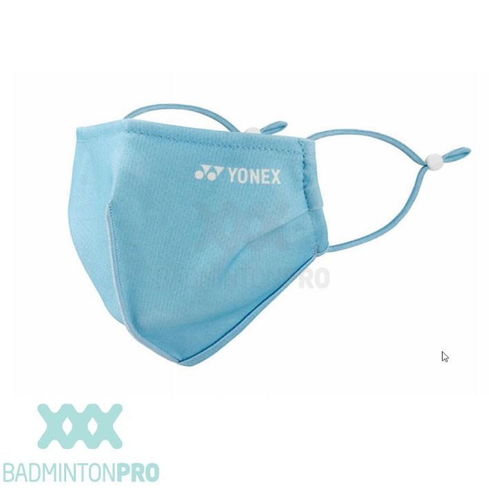 Yonex Mondmasker AC480 Lichtblauw - Badmintonspecialist