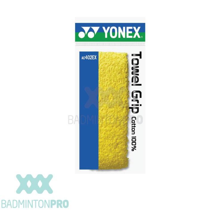 Yonex Badstrof Grip AC402 Geel