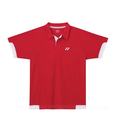yonex Kinder polo 2113 - red
