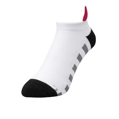 Yonex Low Cut sock 19119 -white-black-magenta