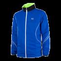Forza Martinez Kinder Trainingsjack 301952 - Surf the Web blue - OUTLET (maat 14 j)