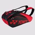 Yonex Pro Racketbag - 9626 - 2 vakken-rood-zwart