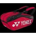 Yonex Pro Racketbag - 9826 - 2 vakken- rood