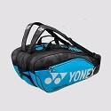 Yonex Pro Racketbag - 9829 - 3 vakken-blauw