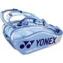 Yonex Pro Racketbag - 9829 - 3 vakken - clear blue