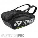 Yonex Pro Racketbag 9826EX  (2 vakken)  zwart