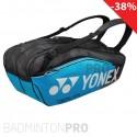 Yonex Pro Racketbag 9826EX  (2 vakken)  blauw
