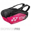 Yonex Pro Racketbag 9826EX  (2 vakken) pink