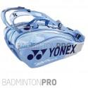 Yonex Pro Racketbag 9829EX (3 vakken)  clear blue