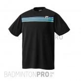Yonex Heren Shirt YM0022EX Zwart