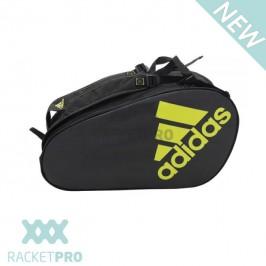 Adidas padel racket bag control Geel