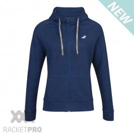 Babolat Exercise Hood Jacket Blue