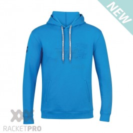 Babolat Hoodie Exercise Sweat Blue