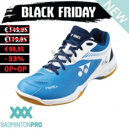 Black Friday - Yonex SHB65 Z2 Men Cobalt Blue badmintonschoen