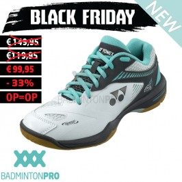 BLACK FRIDAY - Yonex SHB65 Z2 Lady Ice Gray badmintonschoen