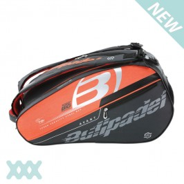 Bullpadel Padel Racketbag BP-21005 Oranje