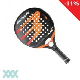 Padel Racket Bullpadel Wing Oranje