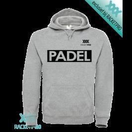 Padel Hoodie Racketpro 'PADEL'