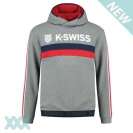 K-Swiss Heritage Hooded Sweater