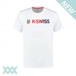 K-Swiss Heritage Sport Logo T-shirt
