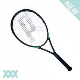 Prince TT Bandit 110 Zwart / Groen Tennisracket