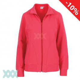 Silvermedal FZ Sweatshirt Trainingsvest dames roos 101069