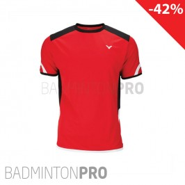 Victor Junior Shirt 6737 Rood promo