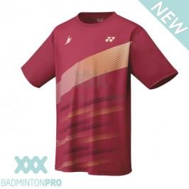Yonex Heren Badminton Shirt 16505EX Bordeaux