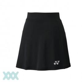 Yonex Rok Jupe Skirt 26038EX Zwart Noir Black