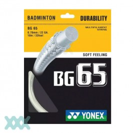 Yonx BG65 badmintonsnaar - coil 200 meter