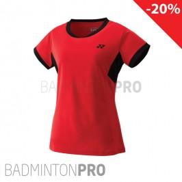 Yonex Dames Shirt YW0010EX Rood