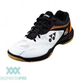 Yonex SHB65 Z 2 Wit oranje