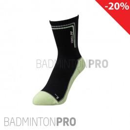 Yonex Sport Sock 19118EX zwart groen