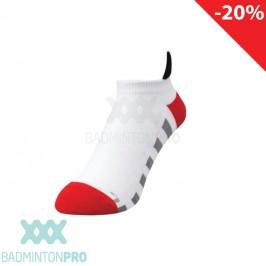 Yonex Low Cut Sport Sock 19119EX rood