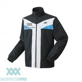 Yonex Trainingspak YM0020 unisex zwart - vest