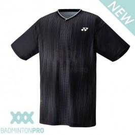 Yonex Heren Badminton Teamwear Shirt YM0026EX Zwart