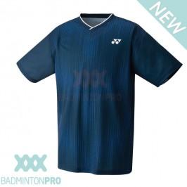 Yonex Heren Badminton Teamwear Shirt YM0026EX Denim Navy
