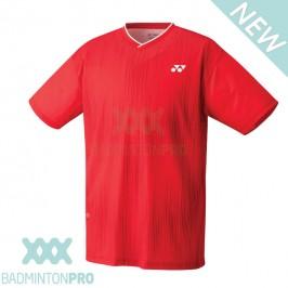 Yonex Heren Badminton Teamwear Shirt YM0026EX Rood
